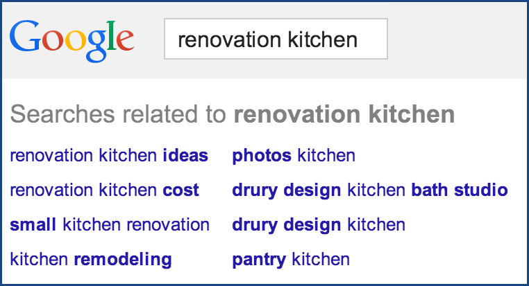 Get keywords ideas from Google suggestions