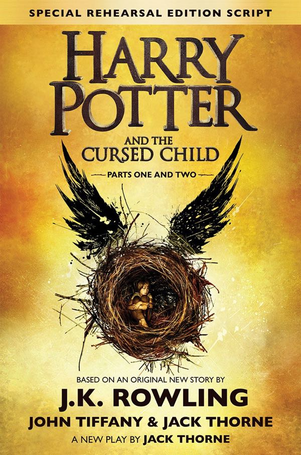 Cover of the book Harry Potter and the Cursed Child