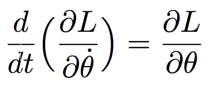 The Euler–Lagrange equation two.